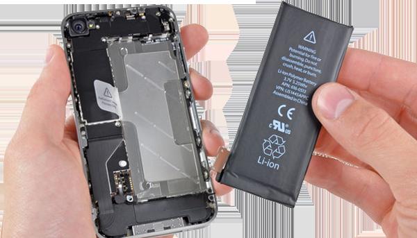 цена замены батареи на iphone 5s